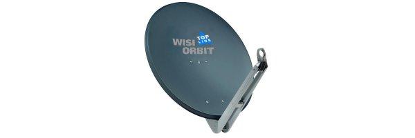 Satellitenschüssel / SAT-Antenne