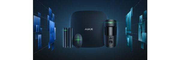 Ajax Alarm Anlagen