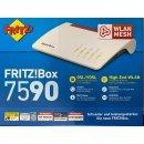 FRITZ!Box 7590 Wireless N Router DSL/VDSL WLAN MESH AVM NEU