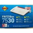 Fritzbox 7530 Dual Band Wireless Router DSL/VDSL WLAN AVM...