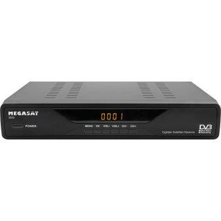 Megasat 3600 SD Satelliten Receiver