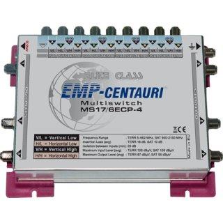 EMP Centauri E.Lite Class Multischalter  17/6 ECP-4
