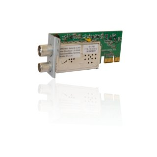 DVB-C/T2 Tuner für GigaBlue TUGGB/003