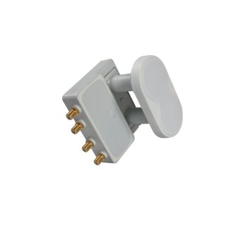 Smart Titanium Monoblock Quad LNB TMQ 43