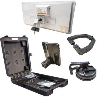 Selfsat Traveller Kit T30D Single Camping Koffer Antenne