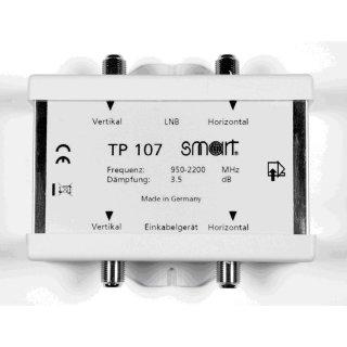 Transpondererweiterung TP 107 ohne DSF
