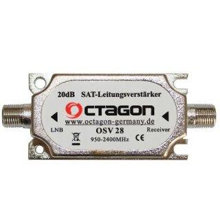 OCTAGON In-Line-Verstärker OSV 28