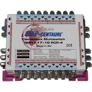 EMP Centauri E.lite Kaskaden MS 17/17+10 ECP 10dB