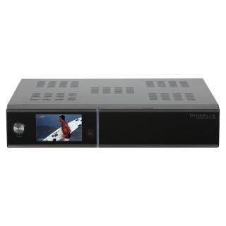 GigaBlue HD 800Quad Hybrid Plus