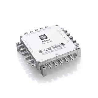 WISI Multischalter standalone 5/8 DG 508