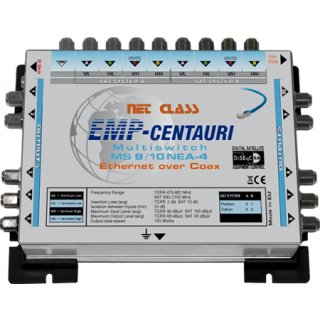 EMP Centauri EoC Multiswitch MS 5/10NEU-4