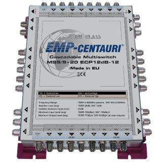 EMP Centauri MS 9/9+20 ECP-12dB