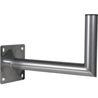 Wandhalter Stahl 30cm Ø50 mit TÜV