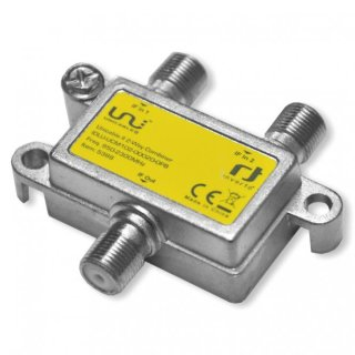 INVERTO Unicable2 2-fach Combiner 950-2300MHz