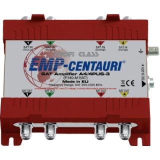 EMP Centauri Basisgerät/Verstärker A 4/4 PUS-3
