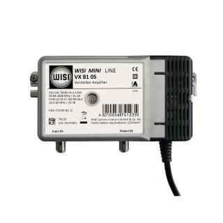 WISI Hausanschlussverstärker 21 dB ortsgespeist