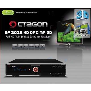 Octagon SF 2028 Twin HD 3D Optima  (2 xDVB-T2/C)