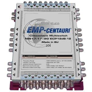 EMP Centauri E.lite Kaskaden MS 17/17+20ECP-12