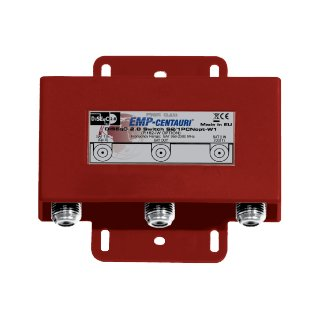 EMP DiSEqC switch S2/1PCNopt-W1 (P.162-IW Option)