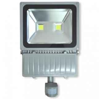 SUMMIT LED Flutlichtstrahler 100 Watt - mit Sensor 16284