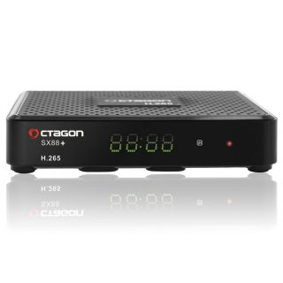 OCTAGON SX 88 PLUS H.265 HEVC HD Receiver