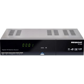 Megasat HD 935 Single HD Satelliten Receiver