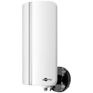 DVB-T Aussen Antenne aktiv zum Empfang von DVB-T/DVB-T2 51502
