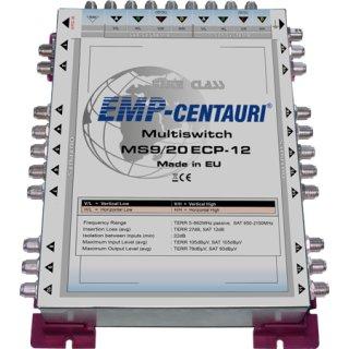 EMP Centauri E.Lite Class Multischalter  9/20 ECP-12
