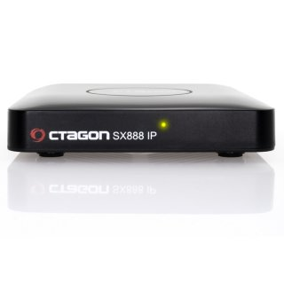 OCTAGON SX 888 IP – HEVC H.265 HD IPTV Set-Top Box