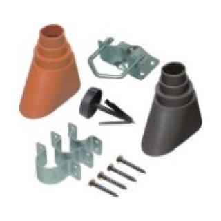 Mast-Montageset für Dach 49130