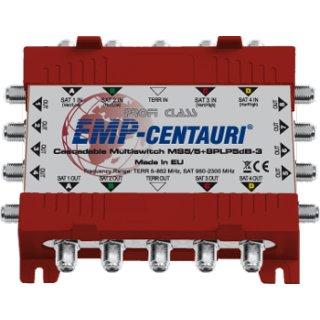 EMP Centauri Kaskadierbare Multischalter MS5/5+8PLP-3