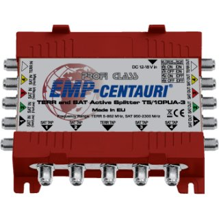 EMP Centauri T 5/10 PUA 3 aktiv Splitter