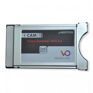 Viaccess ORCA Neotion cw 64  CAM  Prime Sentinel / ACS 3.x