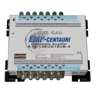 EMP-Centauri Basisgerät/Verstärker A13/13EUC-12dB-4