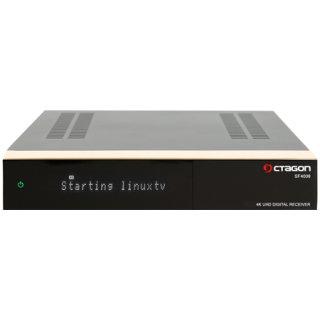 OCTAGON SF 4008 4K UHD 2160p Linux E2 Receiver