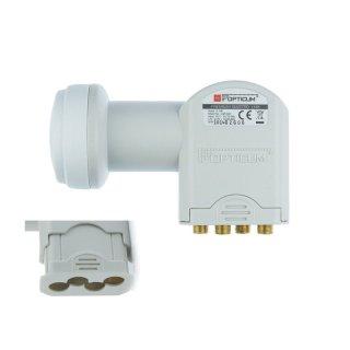 Opticum Quattro LNB 0.1 dB LRP-04H