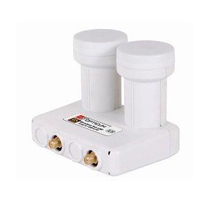 Opticum LMTP-04H Premium Monoblock Twin LNB 0.1 dB