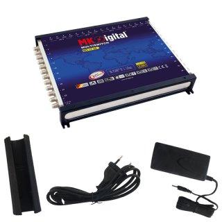 MK Digital MS 17-24 Multischalter mit LED Kontrollleuchte