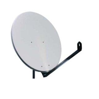 Gibertini OP85L Antenne 85cm Alu Lichtgrau