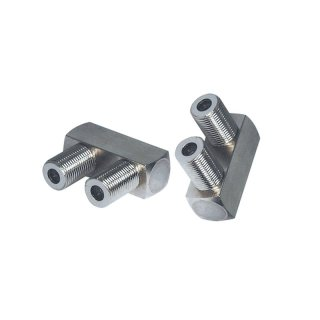 F-Stecker Kupplung (U-Form)