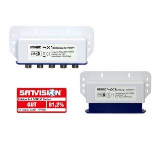 Edision DiSEqC Schalter  4/1