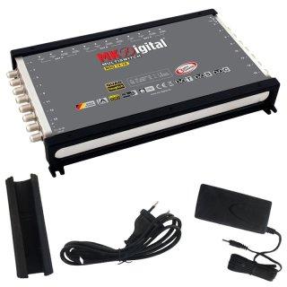 MK Digital MSQ 13-16 Multischalter, Multiswitch,Quad und Quattro LNB tauglich