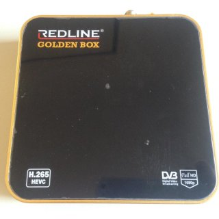 Redline Goldenbox,H.265  IPTV,WIFI,Youtube,CA, Unicable, Full HD Sat Receiver