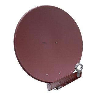 Gibertini Antenne SE 75 cm Ziegelrot