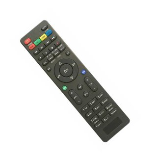Fernbedienung 4/1 kompatibel für Sat-Receiver MK Digital/Amstrad / Redline / Nokta Digital/Tempo/Echosat