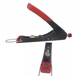 MK Digital  Kompressionszange RG59 und RG6 Kabel F-Anschluss Kompression für 6-8 mm Kabel