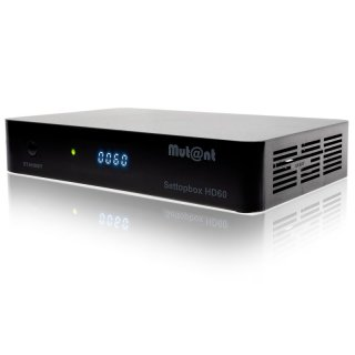 Mut@nt Digital Technology HD60 4K UHD E2 Linux + Android DVB-S2x Sat Receiver