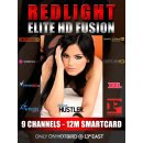 Redlight Elite HD Fusion 9 Sender Viaccess Karte  ( nur...